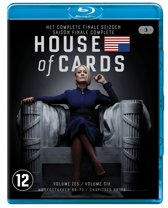 House Of Cards - Seizoen 6 (The Final Season) (Blu-ray)