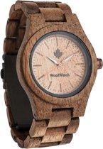 WoodWatch houten horloge | Koa | De originele houten horloges voor mannen en vrouwen
