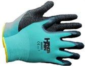 Hands-on Handschoen - maat 8 - Blauw