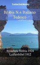 Bibbia N.4 Italiano Tedesco
