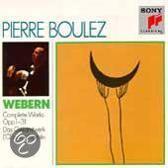 Webern: Complete Works Opp 1-31 / Pierre Boulez