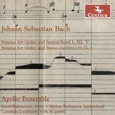Sonatas For Violin And Harpsichord; Sonatas For Vi