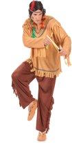 Indiaan kostuum voor mannen - Verkleedkleding - One size