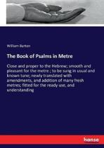 The Book of Psalms in Metre