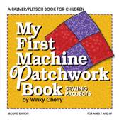 My First Patchwork Book