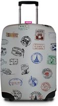 SUITSUIT Suitcase Cover Globetrotter