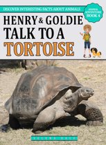 Henry And Goldie Talk To A Tortoise
