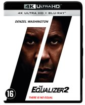 The Equalizer 2 (4K UHD Blu-ray)