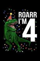Roarr I'm 4