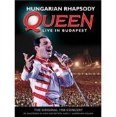 Queen - Hungarian Rhapsody - Queen Live In Budapest