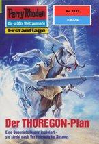 Perry Rhodan 2182: Der THOREGON-Plan (Heftroman)