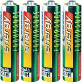 Conrad 251010 household battery Rechargeable battery Nikkel-Metaalhydride (NiMH)