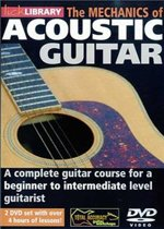 The Mechanics Of Acoustic Guitar (2 DVD)
