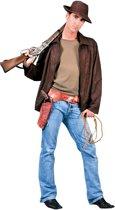 Cowboy & Cowgirl Kostuum | Rancho Kostuum Man | One Size | Carnaval kostuum | Verkleedkleding