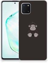 Samsung Galaxy Note 10 Lite Telefoonhoesje met Naam Gorilla