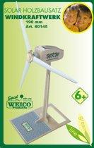 Solar Holzbausatz Windkrachtcentrale