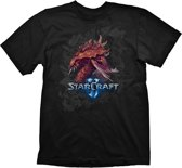 Starcraft 2 T-Shirt Zerg Iconic - M