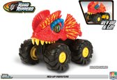 Road Rippers Rev-Up Dino Monsters Tricera - Speelgoedauto