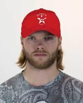 Bones Sportswear Cap New Red