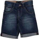 jongens Korte broek Losan babykleding - Denim korte spijkerbroek -517-9662(138) maat 80 8433742633762