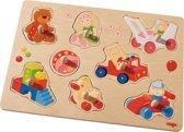 Haba Inlegpuzzel Mijn eerste speelgoed 301963