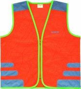 WOWOW Design Fluo hesje kind - Nuty jacket orange M