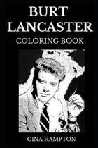 Burt Lancaster Coloring Book