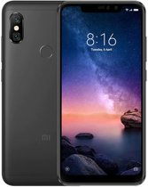 Xiaomi Redmi Note 6 Pro - 64GB - Dual Sim - Zwart