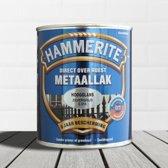 Hammerite Hoogglans Zilvergrijs S015 750ML