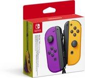 Nintendo Joy-Con Controller - Paars/Oranje - Switc