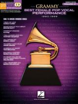 The Grammy Awards Best Female Pop Vocal Performance 1990-1999