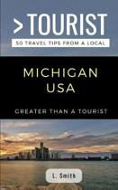 Greater Than a Tourist- Michigan USA