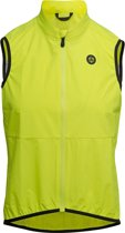 AGU Essentials Body Wind Fietsjack - Maat XXL - Neon Yellow