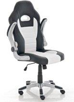 Clp JOHN Gaming bureaustoel - kunstleer - wit