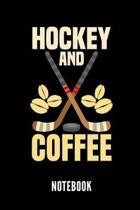 Hockey and Coffee Notebook