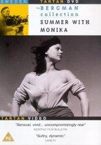 Summer With Monika (import) (dvd)