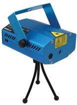 MINI RG LASERPROJECTOR - 150 mW (VDL150RGML)