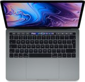 Apple MacBook Pro (2018) - 13.3 inch - 512 GB / Spacegrijs