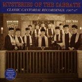 Mysteries Of The Sabbath