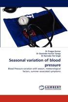 Seasonal Variation of Blood Pressure