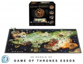 3D Puzzel Game of Thrones - ESSOS