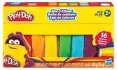 Play-Doh Boxo'Color 16 kleuren pack - Klei