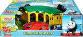Thomas de Trein Take-N-Play New Core Tidmouth Shets Speelset