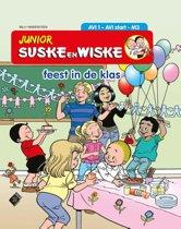 """Suske en Wiske Junior  - Feest in de klas"""