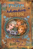 Frozen: Northern Lights Adventure Notebook