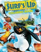 Surfs Up Coloring Book