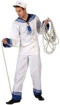 Verkleed kostuum - matrozen kostuum voor heren - carnavalskleding - voordelig geprijsd XL