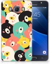Samsung Galaxy J5 2016 Uniek TPU Hoesje Bears