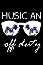 Musician Off Duty