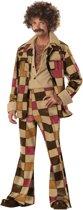 Disco Boogie kostuum voor heren  - Verkleedkleding - Medium